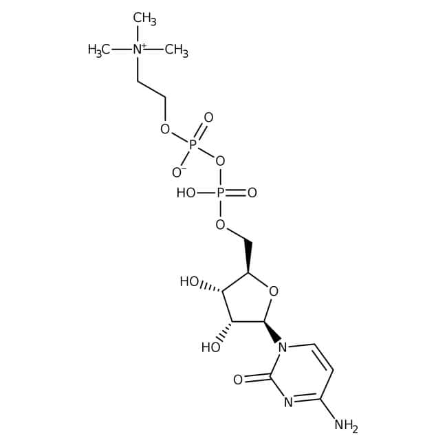 Citicoline, 98%, ACROS Organics™ 1g Citicoline, 98%, ACROS Organics™