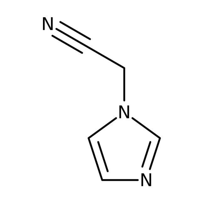 (1-Imidazolyl)acetonitrile 98.0+%, TCI America™