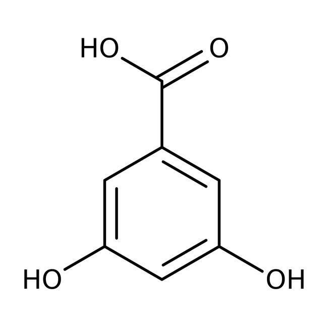 3,5-Dihydroxybenzoic acid, 97%, ACROS Organics™