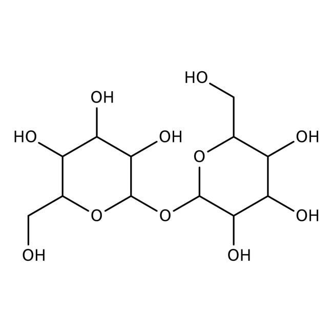 D-(+)-Trehalose dihydrate, 99%, Alfa Aesar™ 5g prodotti trovati