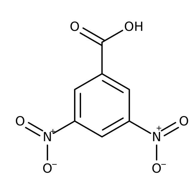 3,5-Dinitrobenzoic acid, 98+%, Acros Organics