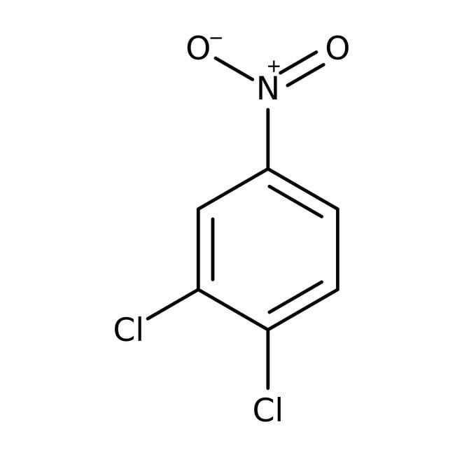 3,4-Dichloronitrobenzene, 95%, ACROS Organics™ 5g; Glass bottle 3,4-Dichloronitrobenzene, 95%, ACROS Organics™