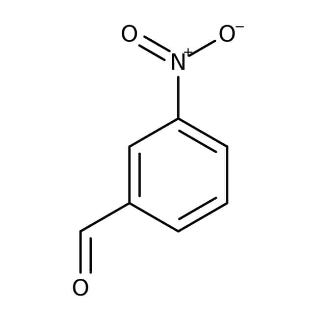3-Nitrobenzaldehyde, 99%, ACROS Organics™ 500g; Plastic bottle 3-Nitrobenzaldehyde, 99%, ACROS Organics™