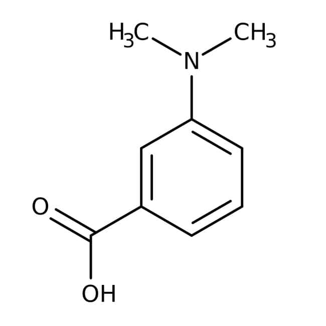 3-Dimethylaminobenzoic acid, 99%, ACROS Organics™