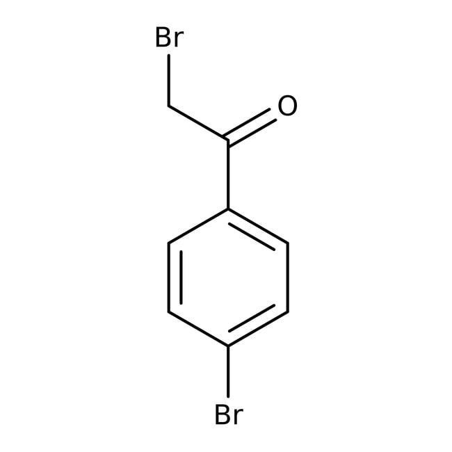 Alfa Aesar™2,4'-Dibromoacetophenone, 98+% 5g Alfa Aesar™2,4'-Dibromoacetophenone, 98+%