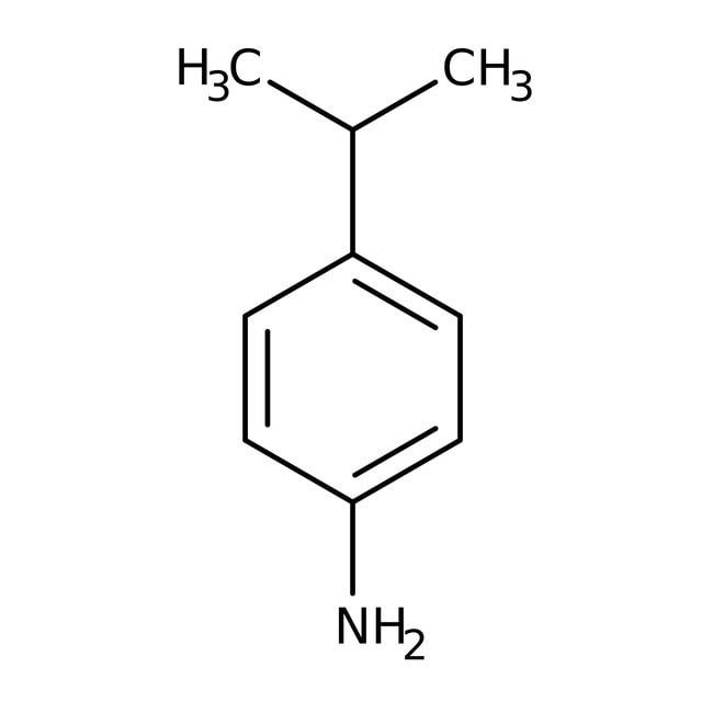 Alfa Aesar  4-Isopropylaniline, 99%