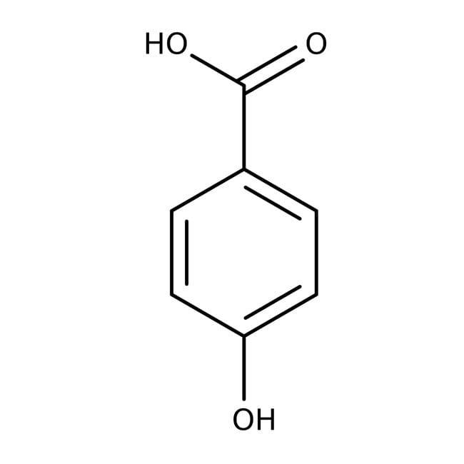 4-Hydroxybenzoic Acid, 99+%, ACROS Organics™