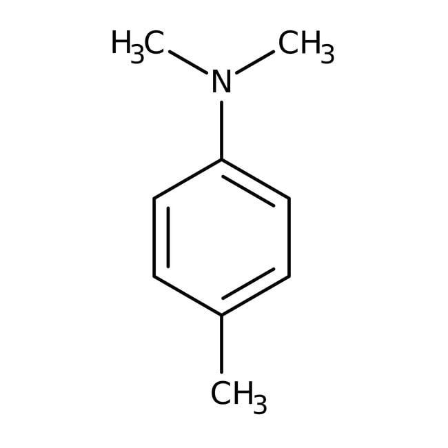 N,N-Dimethyl-p-toluidine, 99%, ACROS Organics™