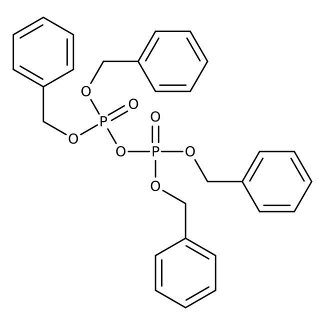 Alfa Aesar™Tetrabenzyl pyrophosphate, 98% 5g Alfa Aesar™Tetrabenzyl pyrophosphate, 98%