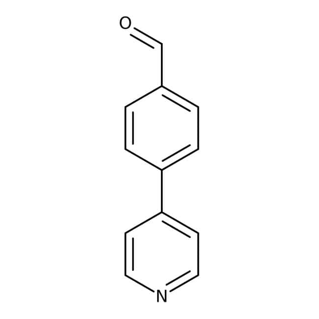 Alfa Aesar™4-(4-Pyridyl)benzaldehyde, 97%