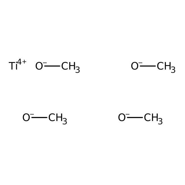 Alfa Aesar™Titanium(IV) methoxide, 95%