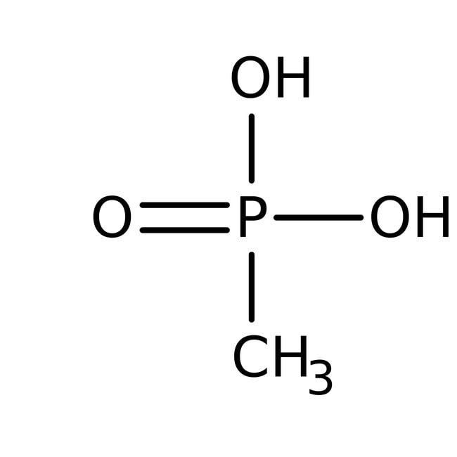 Methanephosphonic acid, 98%, ACROS Organics