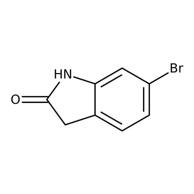 Alfa Aesar™6-Bromooxindole, 97%