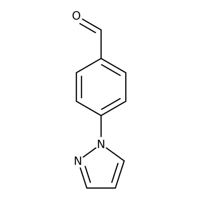 4-(1H-Pyrazol-1-yl)benzaldehyde, ≥95%, Maybridge™