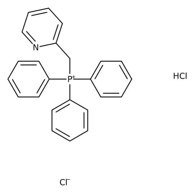 Triphenyl(2-pyridylmethyl)phosphonium chloride hydrochloride, 98%, ACROS Organics™