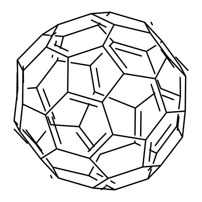 Fullerene C60, 99.9%, ACROS Organics™