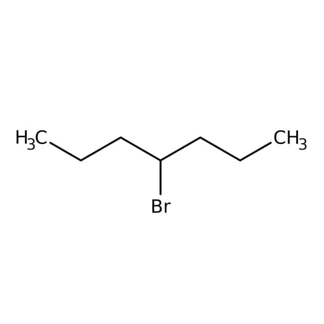 Alfa Aesar™4-bromoheptane, 97% 25g Alfa Aesar™4-bromoheptane, 97%