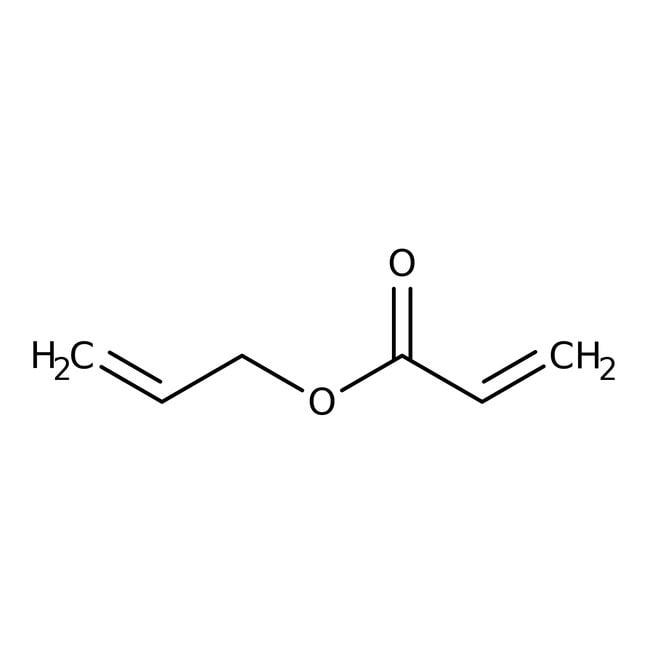 Alfa Aesar™Allyl acrylate, 95%, stab. with 4-methoxyphenol