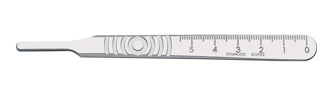 Cincinnati Surgical Swann Morton Surgical Handle ForUseWithEquipment: Blades