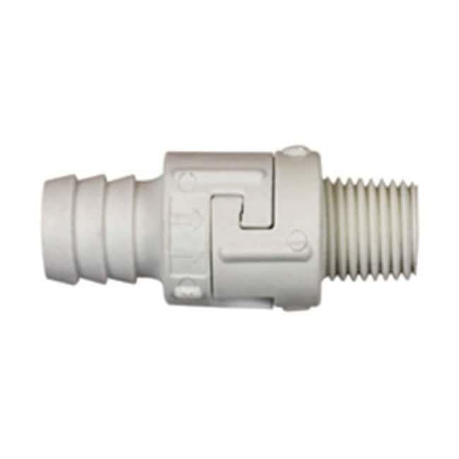 CPCPolypropylene Check Valves 1/2 Hose Barb x 1/4 MNPT:Pumps and Tubing