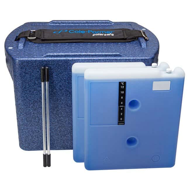 Cole-Parmer PolarSafe Cooling Transport Boxes:Racks, Boxes, Labeling and