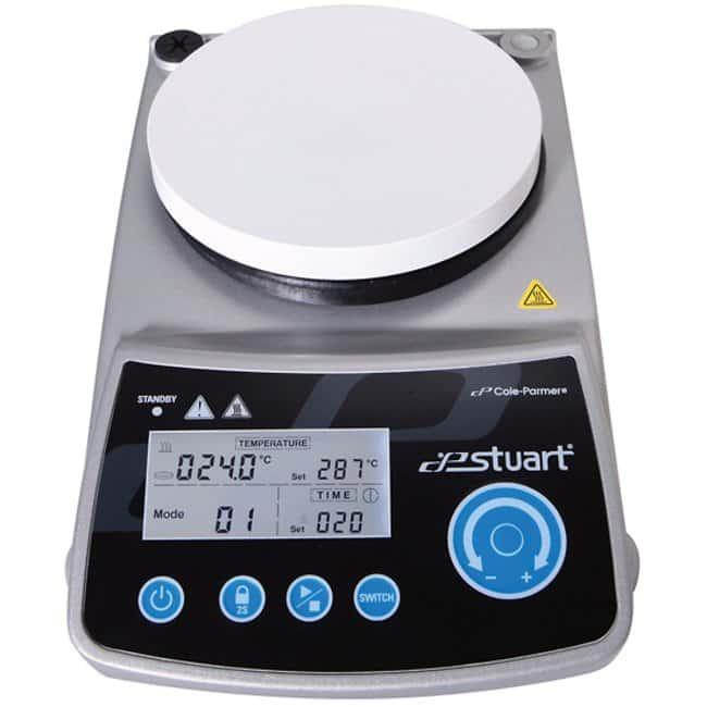 Cole-ParmerStuart Digital Round-Top Hot Plates:Hotplates and Stirrers:Conventional