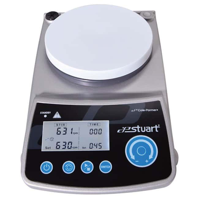 Cole-ParmerStuart Digital Round-Top Stirrers:Hotplates and Stirrers:Magnetic