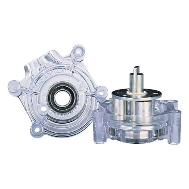 Masterflex™ L/S™ Standard Pump Head for Precision Tubing L/S™ PPS Housing, SS Rotor Tubing size: 14; Flow Rate: 0.21 to 130mL/min. Masterflex™ L/S™ Standard Pump Head for Precision Tubing L/S™ PPS Housing, SS Rotor