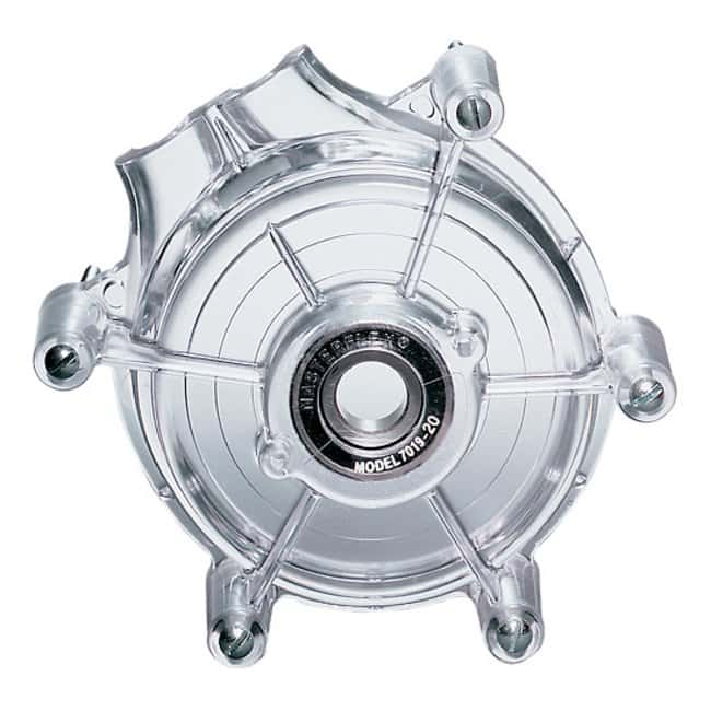 Masterflex™ Single-Channel Polycarbonate Housing Standard Pump Head Rotor Material: Cold-rolled Steel; Tubing size: 82 Masterflex™ Single-Channel Polycarbonate Housing Standard Pump Head