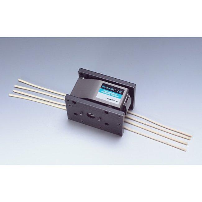 Masterflex™L/S™ Mehrkanalpumpenkopf für Microbore2 -Stoppschläuche  Masterflex™L/S™ Mehrkanalpumpenkopf für Microbore2 -Stoppschläuche