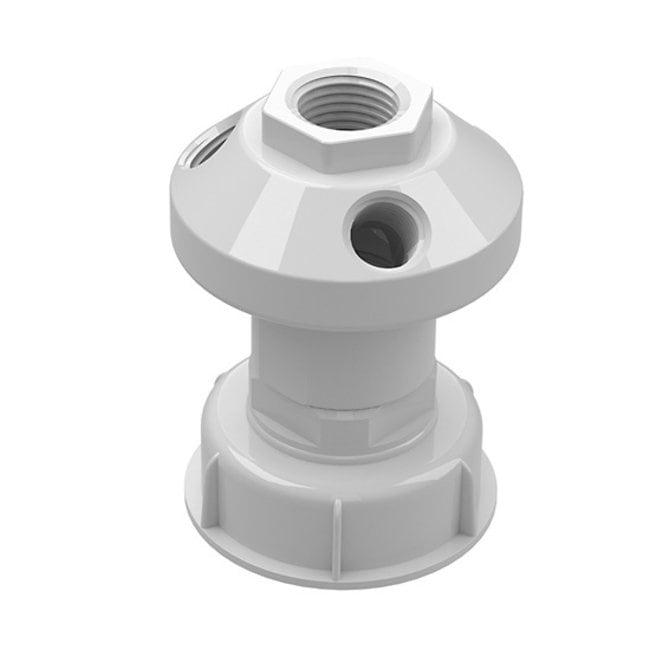 Cole-Parmer™VapLock™ Verschlusskappen für Abfallbehälter für Flaschen und Ballonflaschen PP, DIN50, 1x1/2Zoll NPTF, 3x1/4Zoll NPTF; 1Stück Cole-Parmer™VapLock™ Verschlusskappen für Abfallbehälter für Flaschen und Ballonflaschen