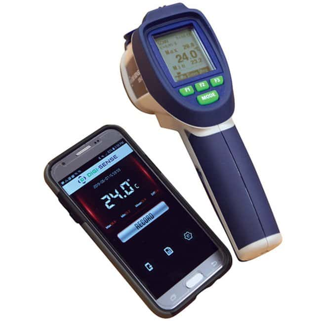 Digi-Sense Professional Dual-Laser Infrared Thermometer with Bluetooth