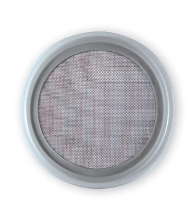 Cole-Parmer™Joints porte-filtre en PTFE Joint porte-filtre Cole-Parmer; Taille de mailles: 40;Taille des particules retenues: 381Microns;Taille du joint sanitaire: 0,5po Cole-Parmer™Joints porte-filtre en PTFE