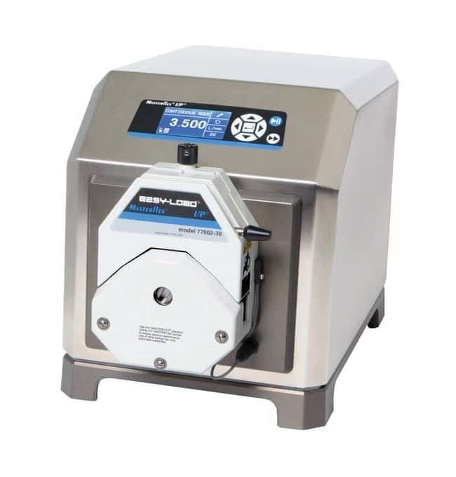Masterflex™I/P™ Digital Dispensing Pump Systems with Open-Head Sensor and Easy-Load Head