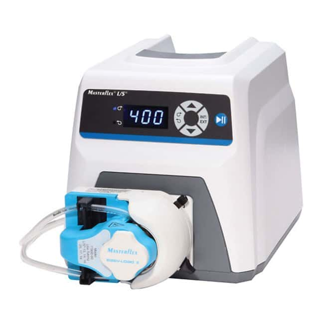 Masterflex™ ABS Plastic Peristaltic L/S™ Easy-Load Pump Drive Flow Rate: 4.8 to 480mL/min. Masterflex™ ABS Plastic Peristaltic L/S™ Easy-Load Pump Drive
