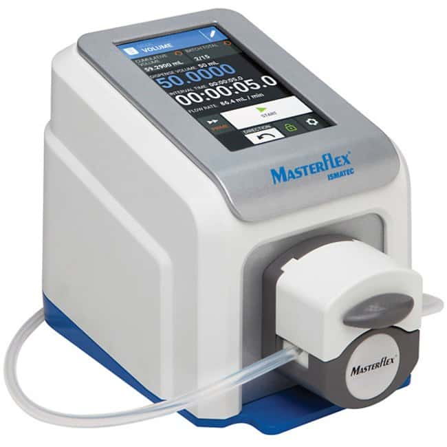 IsmatecReglo Miniflex Dispensing Pump Systems:Pumps and Tubing:Pumps