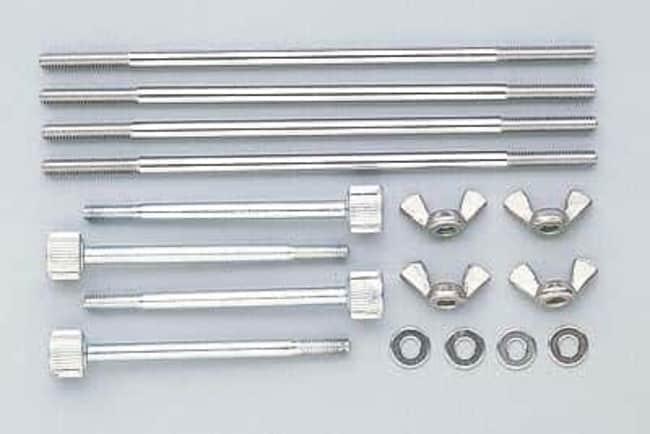 Masterflex™Matériel de montage en acier inoxydable À utiliser avec: Pour le montage de deux têtes de pompe Masterflex L/S Easy-Load Masterflex™Matériel de montage en acier inoxydable