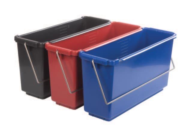 Contec Autoclavable Polypropylene Buckets Autoclavable Polypropylene Buckets:Wipes,