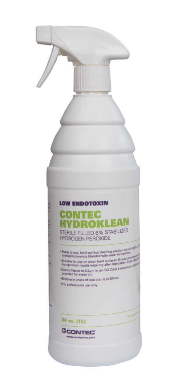 Contec HydroKlean Solution HydroKlean Solution:Wipes, Towels and Cleaning