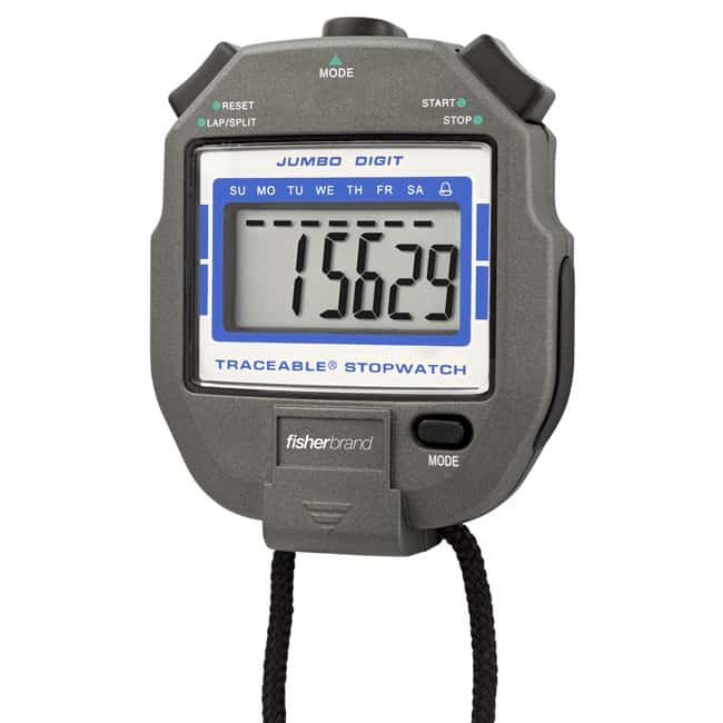 Fisherbrand™ Traceable™ Jumbo-Digit Stopwatch