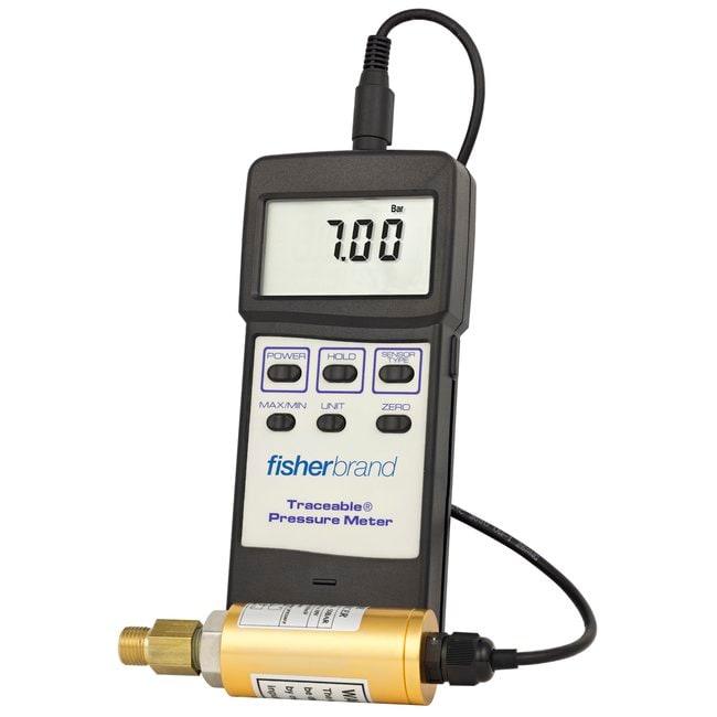 Fisherbrand™Traceable™ Pressure/Vacuum Gauges