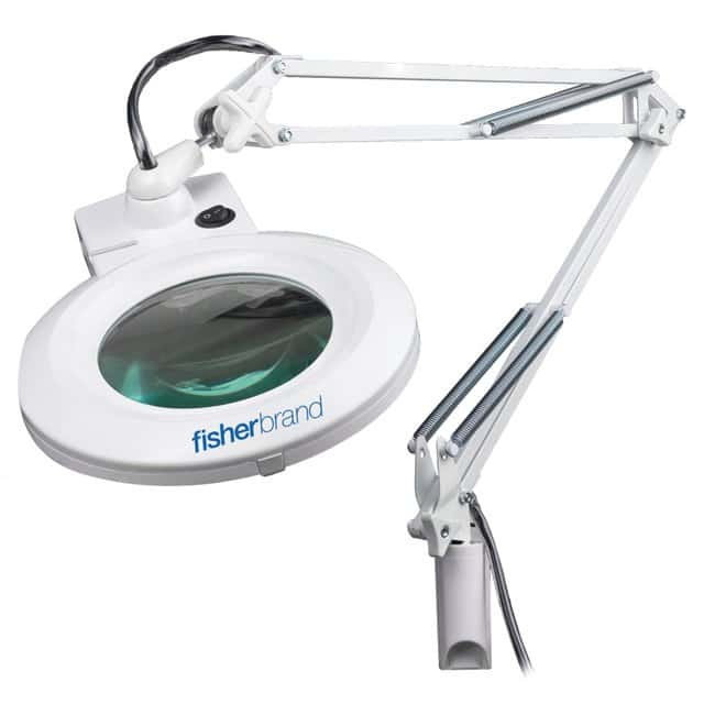 Fisherbrand™ LED Magnifying Lamp