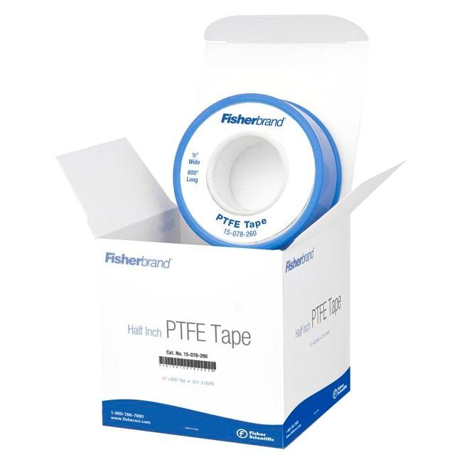 FisherbrandPure Low Density PTFE Thread Seal Tape:Pumps and Tubing:Tubing