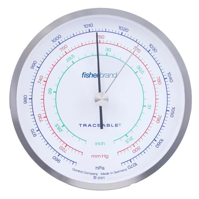 Fisherbrand™ Traceable™ Precision Dial Barometers