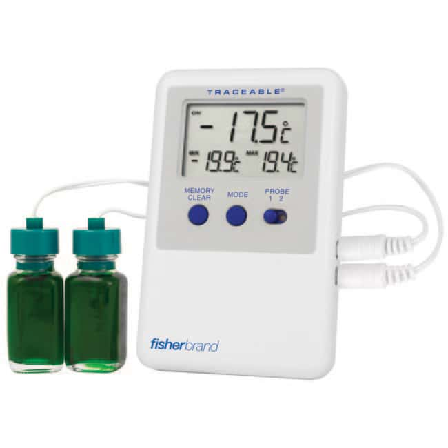 Fisherbrand™ Traceable™ Refrigerator/Freezer Ultra™ Thermometers