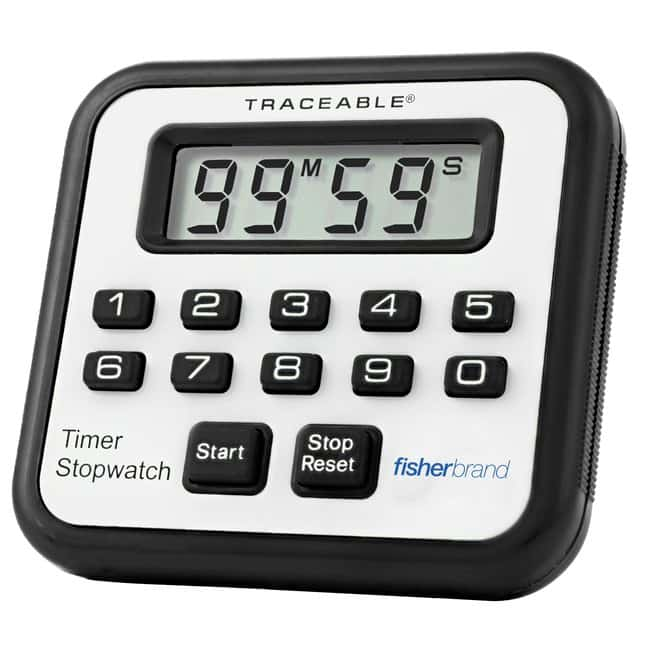 Fisherbrand™Traceable™ Mini-Alarm Timer Stopwatch