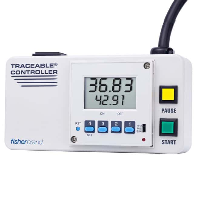 Fisherbrand Traceable Walkaway Count-up Controllers, Walkaway Turn-off