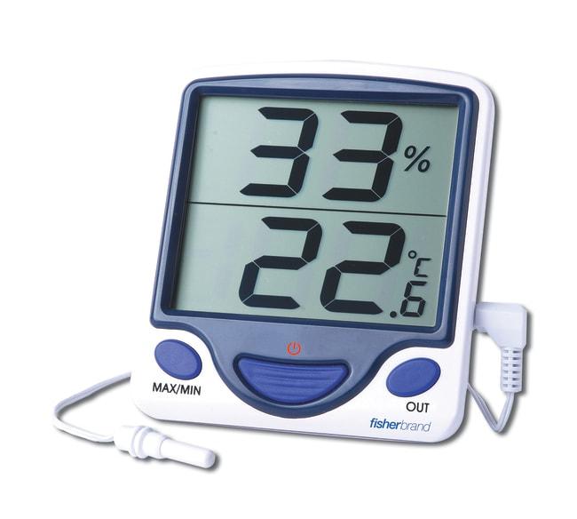Fisherbrand™Hygro-Thermometer with Jumbo Display
