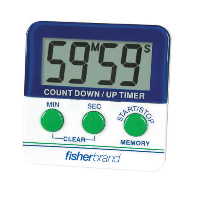 Fisherbrand™Count Down/Up Memory Timers