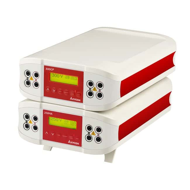 AxygenGeneral Purpose and High Amperage Power Supplies:Gel Electrophoresis